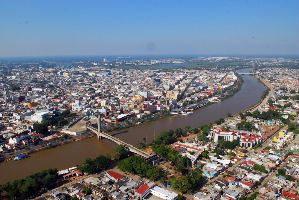 Villahermosa la segunda ciudad m s rica de m xico la for Casa de los azulejos villahermosa