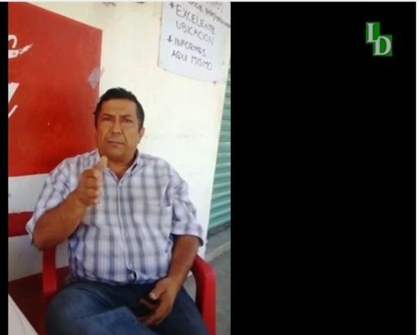 Líder Campesino teme que Gobierno atenten contra suvida