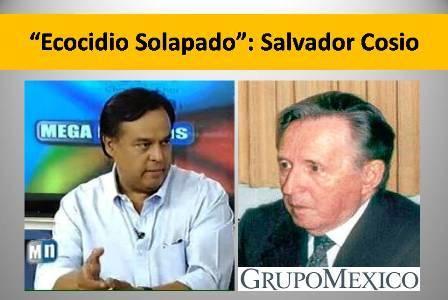 """""""Ecocidio solapado"""": @salvadorcosio1"""