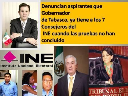 Denuncian a Arturo Núñez  por imponer aConsejeros