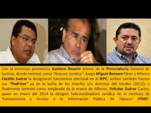 Con el entonces granierista Gustavo Rosario estuvo en