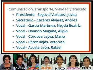 COMISION-TRANSP