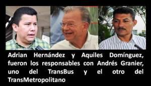 Adrian Hernández y Aquiles Domínguez, fueron los