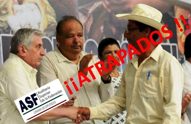 Federación agarra en la transa al Gobernador deTabasco