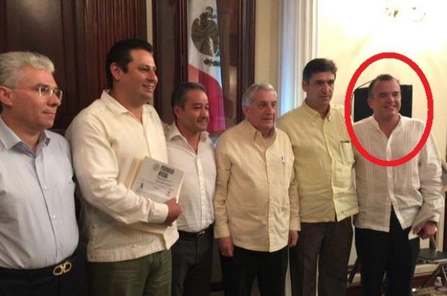 Designa el Gobernador de Tabasco a su Sobrino nuevo NotarioPúblico