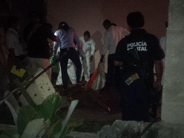 Encuentran una mujer enterrada en su propia casa [PUNIQRANDLINE-(au-dating-names.txt) 44