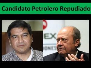 Candidato Petrolero Repudiado