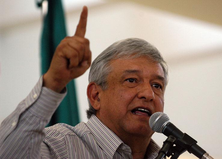 Anuncia @lopezobrador_ rompimiento, por traidor, con el Gobernador de #Tabasco@nunezarturo