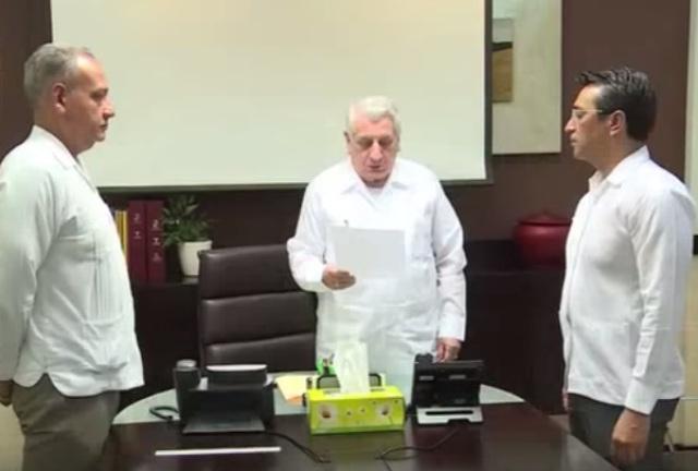 Cambia Núñez otra vez al Director de laPEC