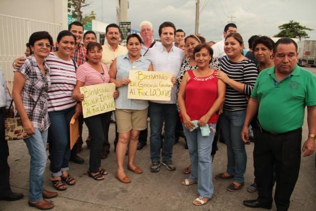 """""""Seremos un gobierno ciudadano"""": @GerardoGaudiano"""