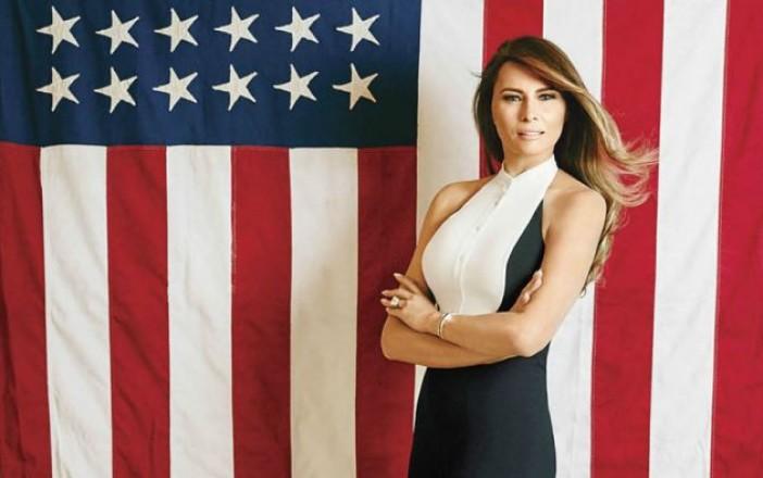 Gana Melania Trump demanda aperiódico