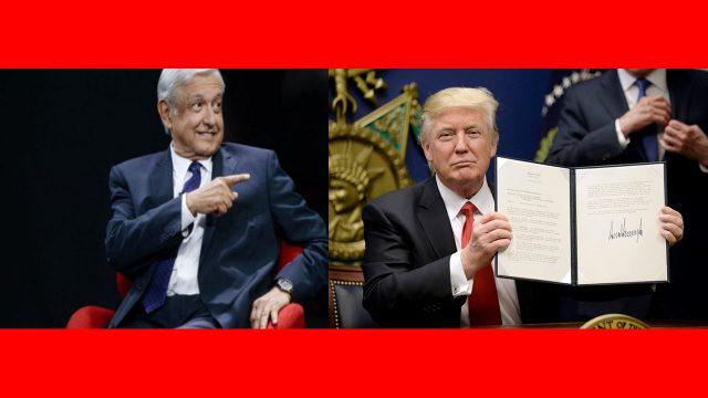 """""""Quiere Obrador que Trump cambie""""; @FelipeCalderon y @rodriguezrats, desencuentros  #ColumnaLaberinto por@FelipeEladioMx"""