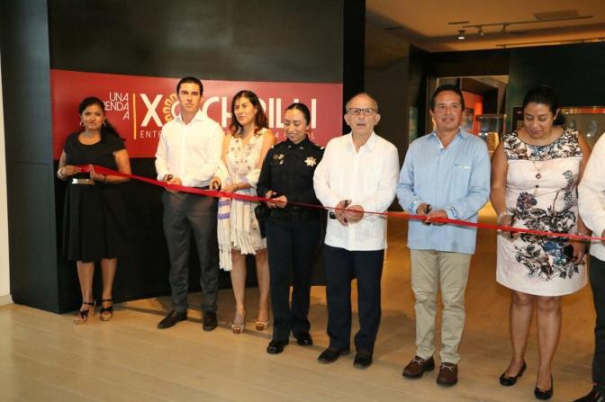 #Cancun || LA CULTURA COMPLEMENTA LA FORMACIÓN DE MEJORES CIUDADANOS: REB @rembertoestrada