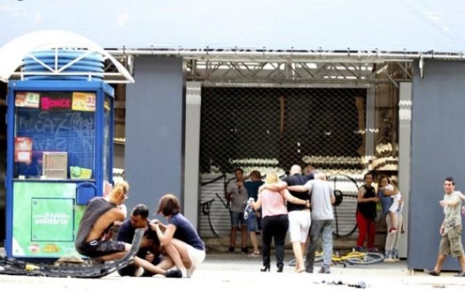 Atropellamiento masivo en Barcelona; presumen atentado