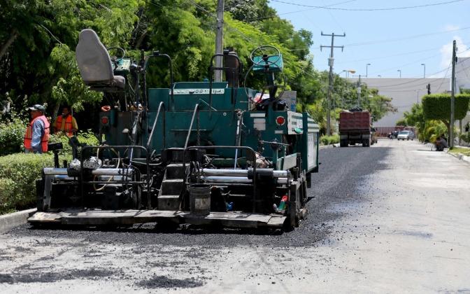 #Cancun || MEJOR INFRAESTRUCTURA URBANA CONLLEVA MEJOR CALIDAD DE VIDA: REB @rembertoestrada