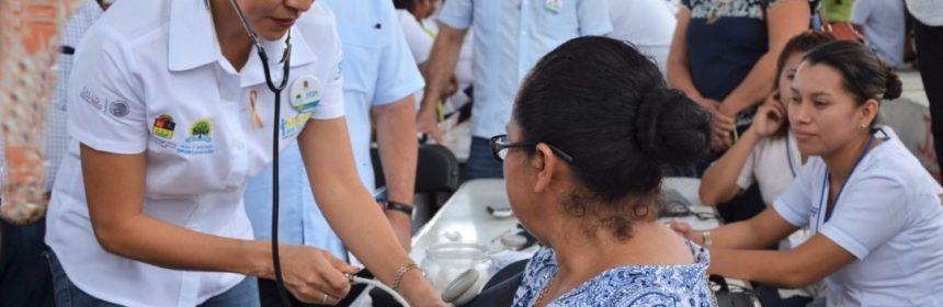 ae8ac83ae Con acciones de búsqueda intencionada de casos de enero a julio se  efectuaron más de 93 mil mediciones de la presión arterial Por el Staff    Chetumal.