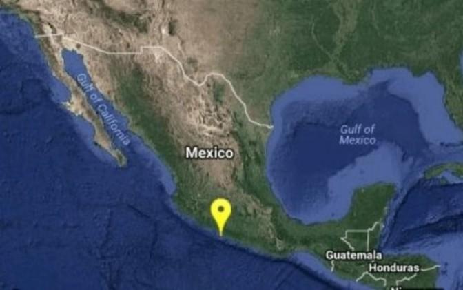 Reportan sismo de 5.0 en Guerrero, se sintió en CDMX