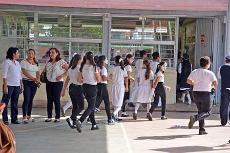 Crean redes de vigilancia en escuelas