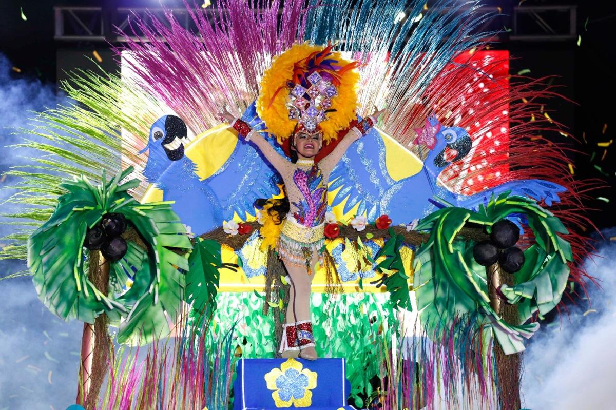 #Cancun || INICIAN FIESTAS CANESTOLENDAS CON ELECCIÓN DE REYES INFANTILES Y JUVENILES @rembertoestrada
