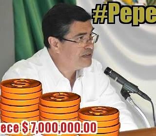 #Tabasco: Congreso pobre; líderrico