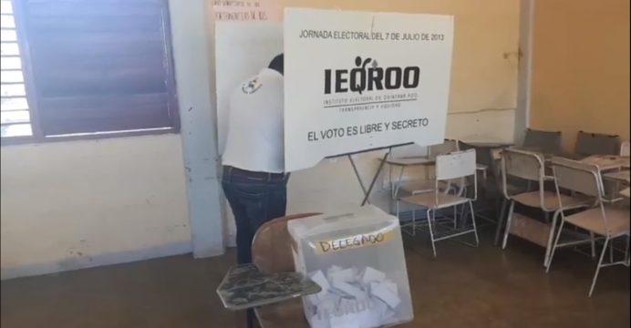 #QuintanaRoo: AVENTAJA EN ELECCIÓN DE DELEGADOS LA 'PLANILLAVERDE'