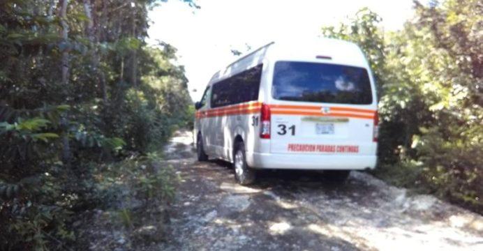 #QuintanaRoo: PIDEN EXTORSIONADORES 2MDP POR LIBERAR A TRANSPORTISTA DE LA UNTRAC ENCHETUMAL