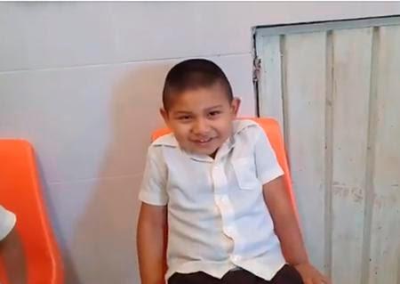 #YUCATAN //Niño maya pide ayuda a Vila para conocer el Zoológico del Centenario con suscompañeros