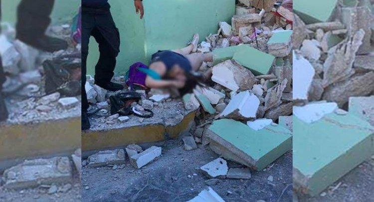 #YUCATAN//Derrumbe en bar deProgreso