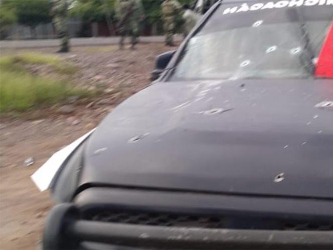 #Nacional // Emboscan y matan a 13 de Policía #Michoacán enAguililla