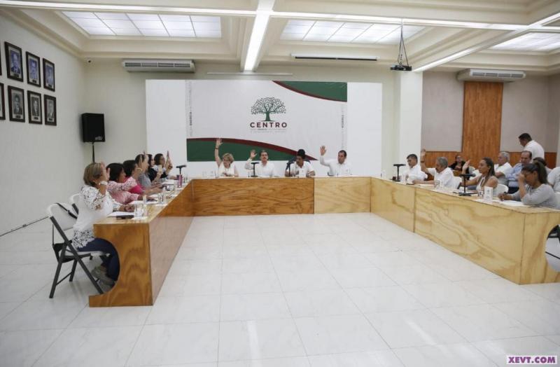 Oficializa Cabildo creación de nuevas dependencias del             #AyuntamientoDeCentro