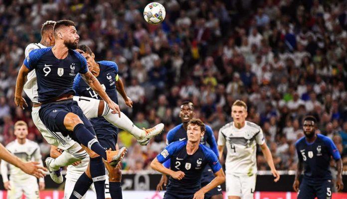 #GrupoDeLaMuerte // Alemania, Francia y Portugal comparten grupo en#Eurocopa2020