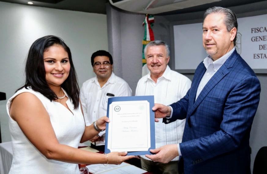 #Enterate || Con personal certificado, la @FGETabasco se abre camino a laexcelencia