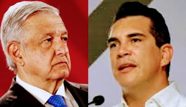 #PorSiNoSabian || Representa el Presidente @lopezobrador_ un gobierno de ocurrencias, dice el dirigente del #PRI,@alitomorenoc