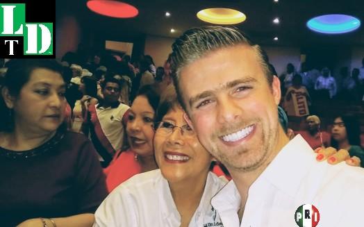 DISPUESTO @Manuel_Gurria Resendez, a sudar la camiseta del PRI en busca de un cargo de elecciónpopular