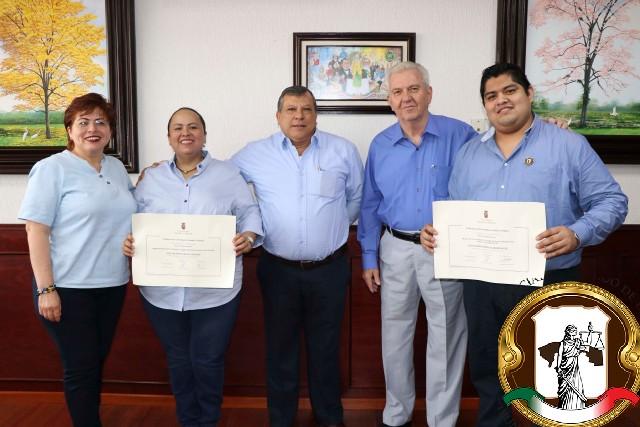 #PREPARADOS en el Poder Judicial de #Tabasco, para implementación de la#ReformaLaboral